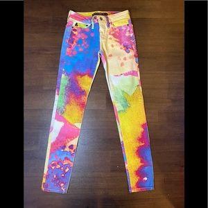 Big Star Tie Dye Jeans - 24